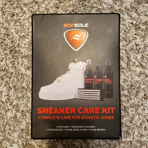None Accessories   Sofsole Sneaker Care
